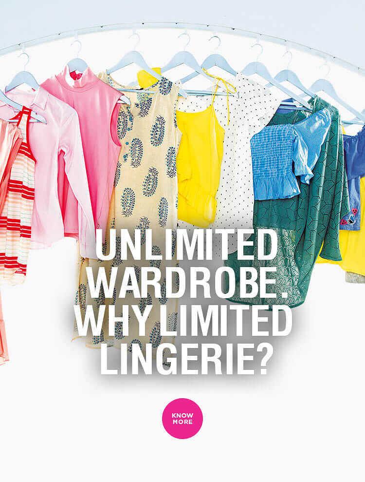 Fabulous Everyday - Unlimited Lingerie