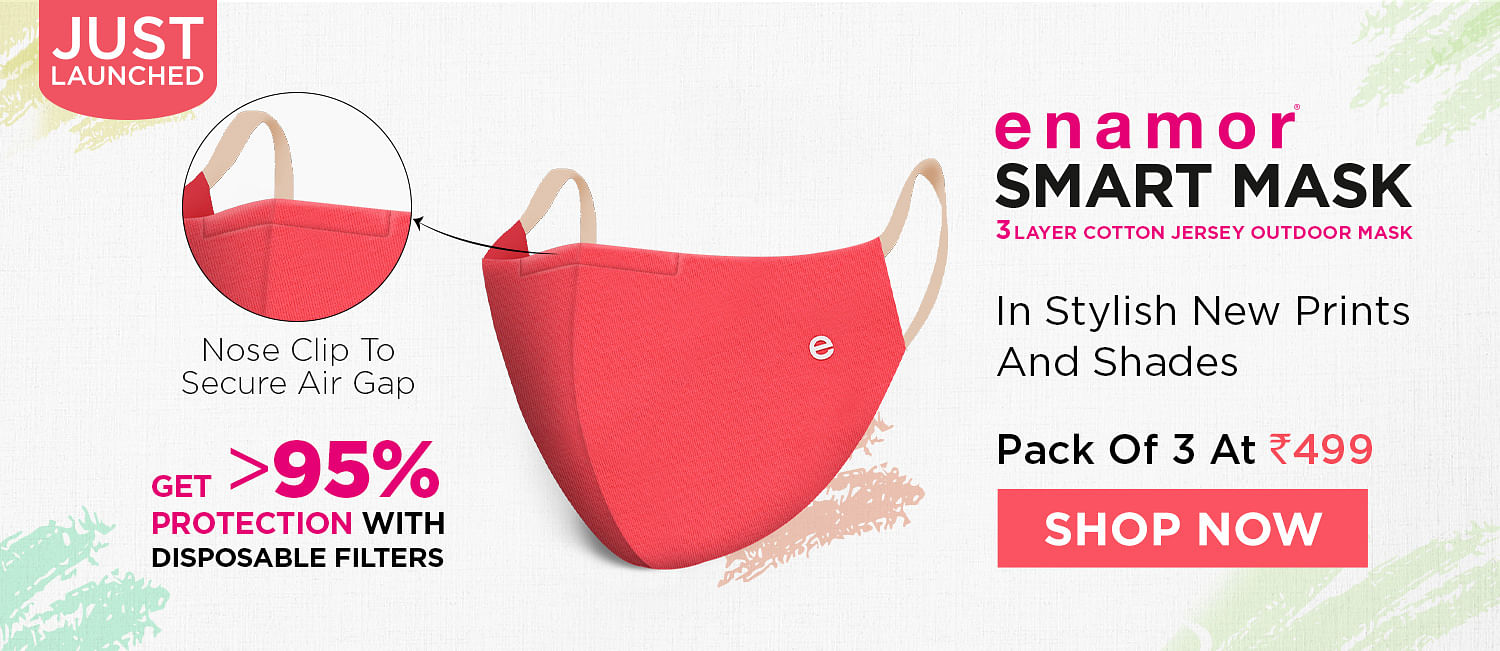 New Enamor Smart Mask