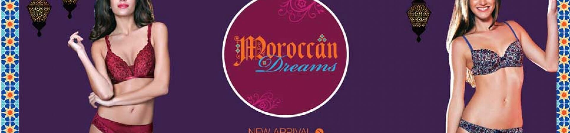 Moroccan Dreams Collection